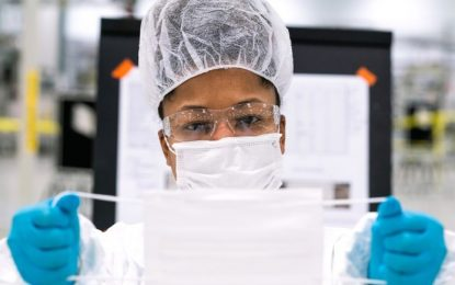 GM donará cubrebocas a hospitales, iniciará producción de estos insumos en Toluca