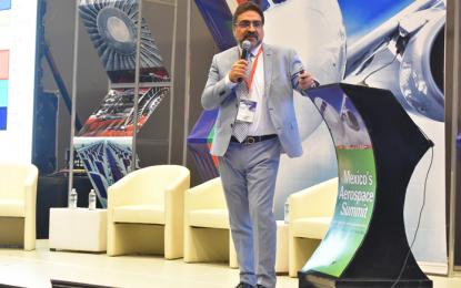 Aeroespacial: megatendencia, acelerar procesos de relocalización a México