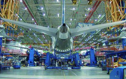 Reduce 30% demanda global en aeroespacial frente a Covid-19