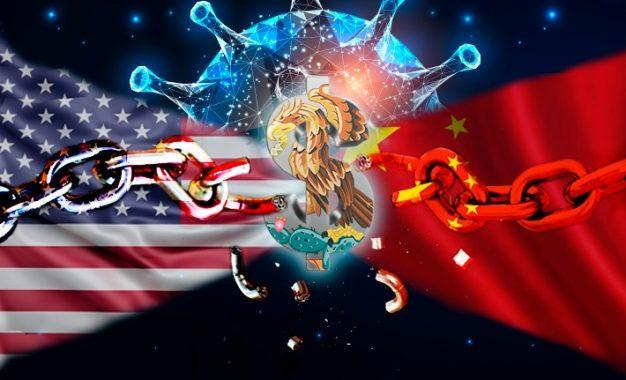 Covid-19 acentúa encarnizada guerra EU-China por cadenas de valor